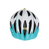 Mavic Crossride SL Elite Fietshelm Dames wit/turquoise